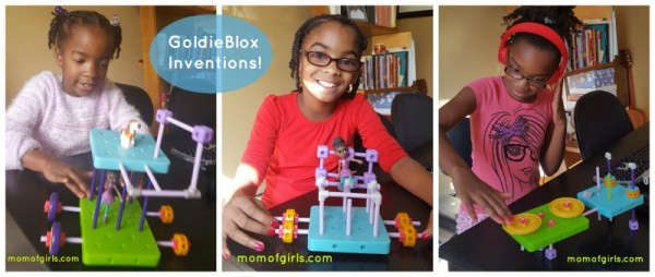 GoldieBloxReview, STEM Toy for Girls