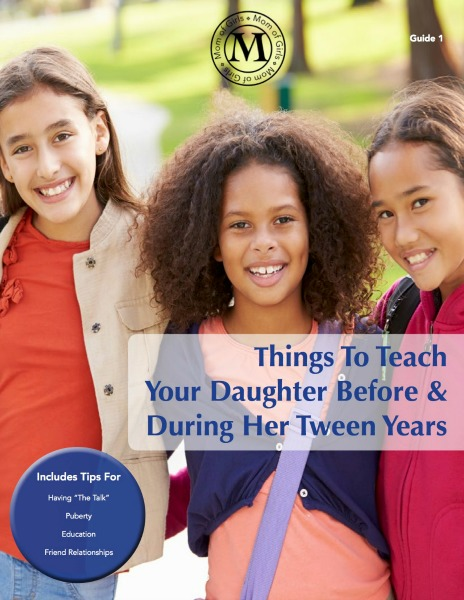 Things to teach tween girls