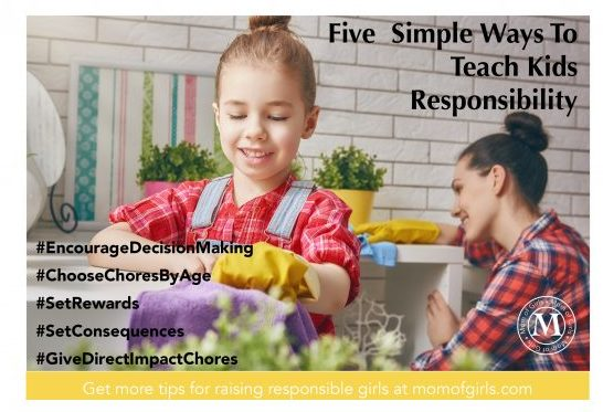 raising responsible kids simple tips to teach responsibility