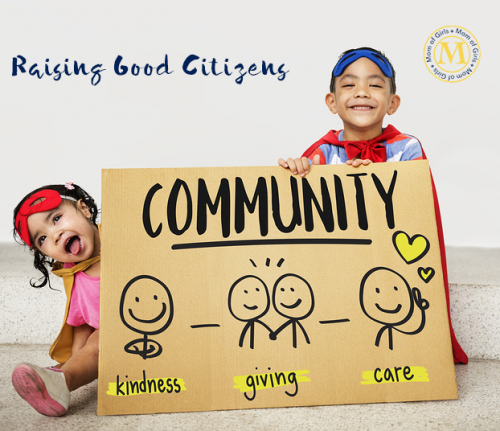 tips for raising good citizens