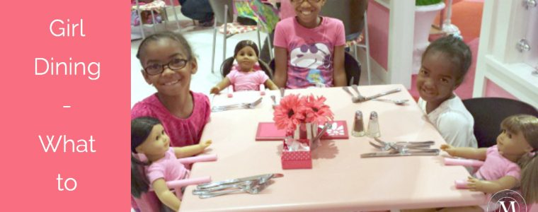 American Girl Bistro What To Know Planning Tips