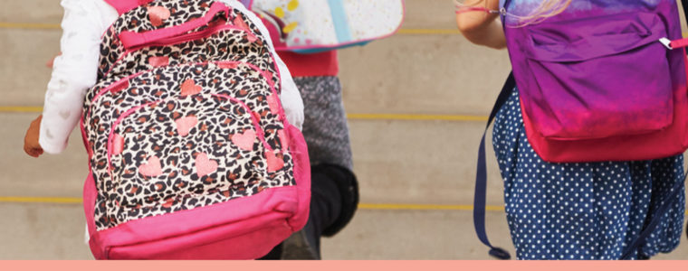 Tips for parents managing first week of school