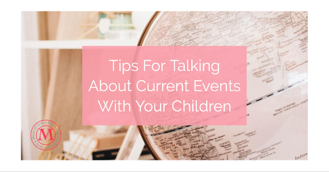 discuss current events news with kids